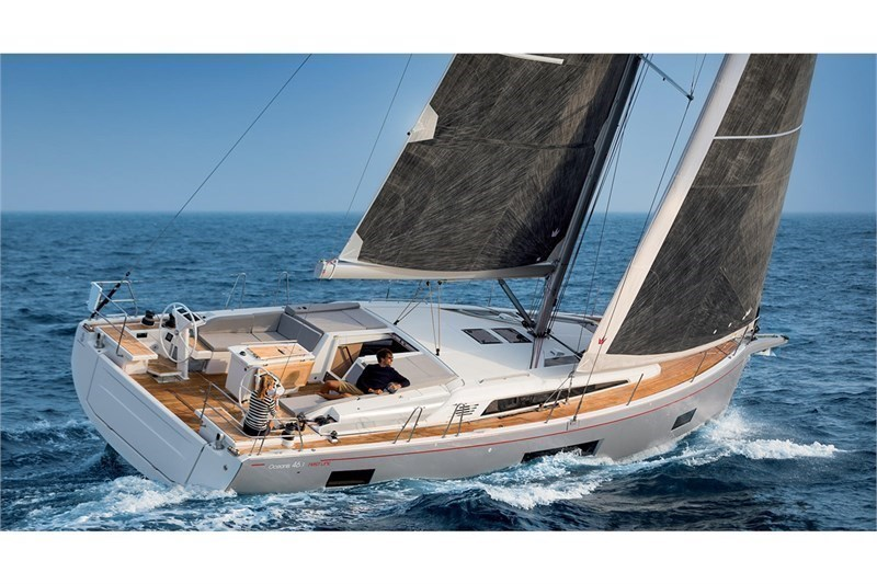 Аренда яхты Oceanis 46.1 (4Cab)  /2020