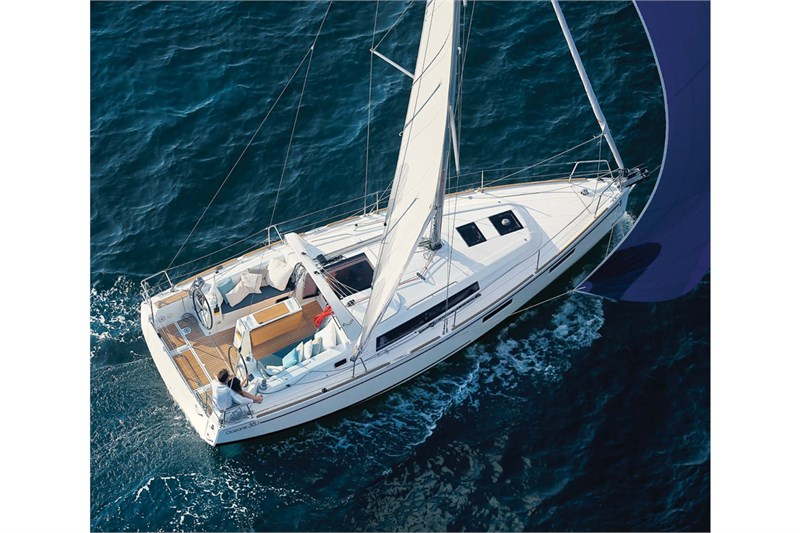 Аренда яхты Oceanis 35.1  /2019
