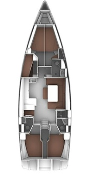 Аренда яхты Bavaria Cruiser 51 (5Cab)  /2020