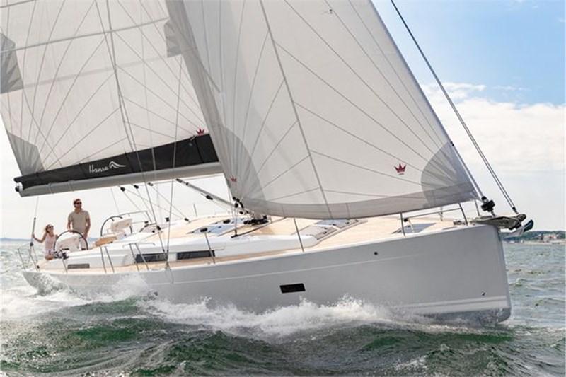Аренда яхты Hanse 458 (3Cab)  /2020