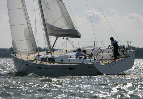 Аренда яхты Hanse 470e (3Cab)  /2011