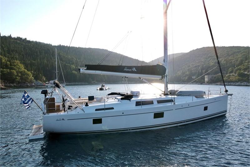 Аренда яхты Hanse 508 (5+1 Cab)  /2020