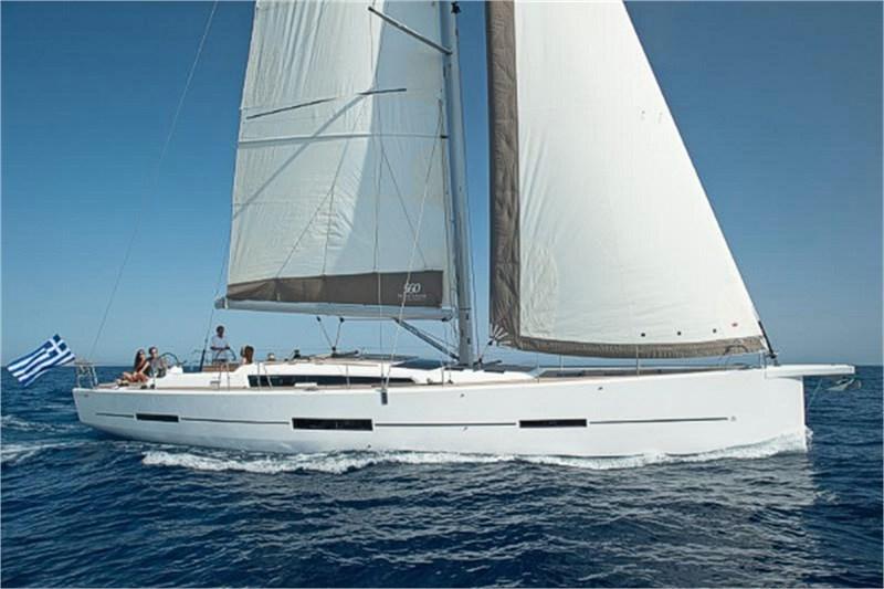 Аренда яхты Dufour 560 Grand Large (5+1Cab)  /2020