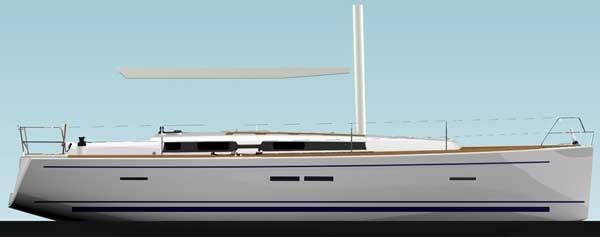 Аренда яхты Dufour 405 Grand Large (3Cab)  /2009