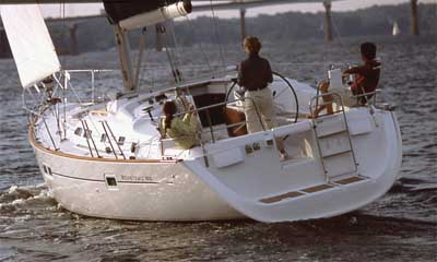 Аренда яхты Oceanis 423 (4Cab)  /2006