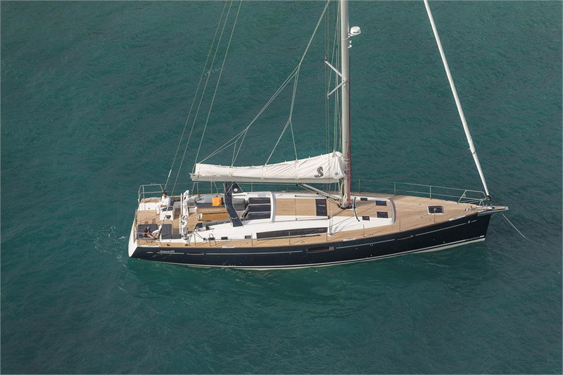 Аренда яхты Oceanis 60 (4Cab)  /2015
