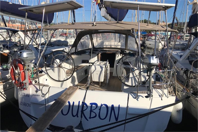 Аренда яхты Sun Odyssey 519 (5Cab)  /2017