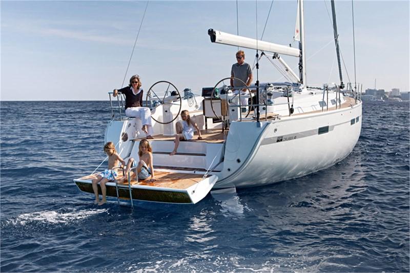 Аренда яхты Bavaria 45 Cruiser  /2011