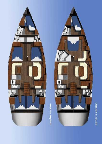 Аренда яхты Ocean Star 56.1 (4Cab)  /2007