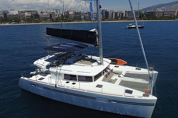 Аренда яхты Lagoon 450 (4Cab)  /2013
