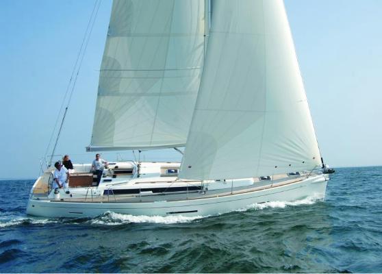 Аренда яхты Dufour 450 Grand Large (4Cab)  /2013