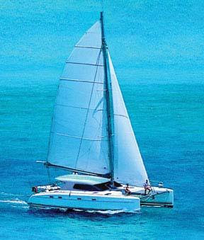 Аренда яхты Nautitech 47 (6Cab)  /2005