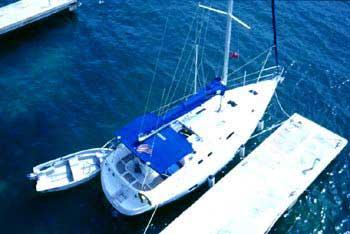 Аренда яхты Beneteau 405 (3Cab)  /2001