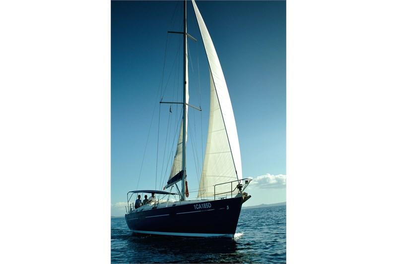 Аренда яхты Oceanis 411 (4Cab)  /2003