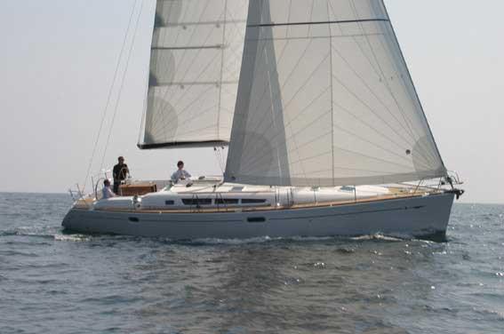 Аренда яхты Sun Odyssey 45 (4Cab)  /2005