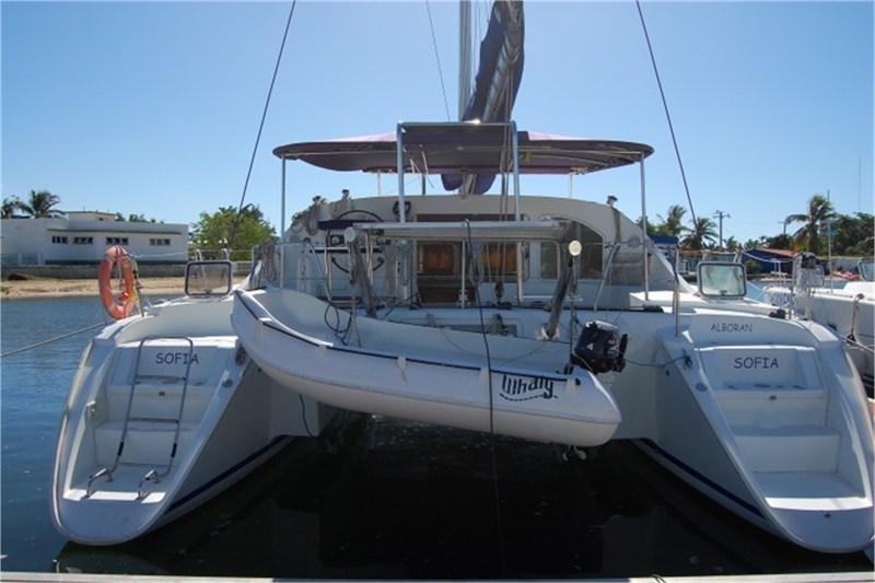 Аренда яхты Lagoon 410 (4Cab)  /2004