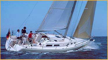 Аренда яхты Hanse 371 (3Cab)  /2005