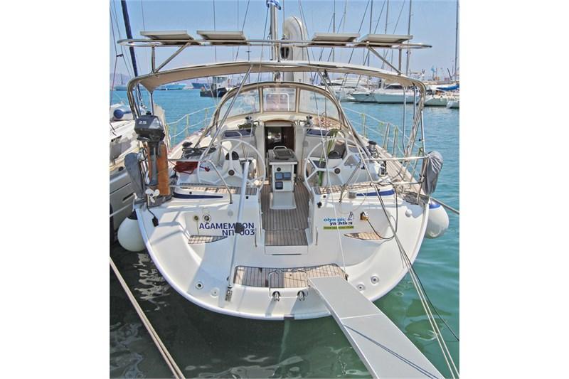 Аренда яхты Bavaria 50 Cruiser (5Cab)  /2006