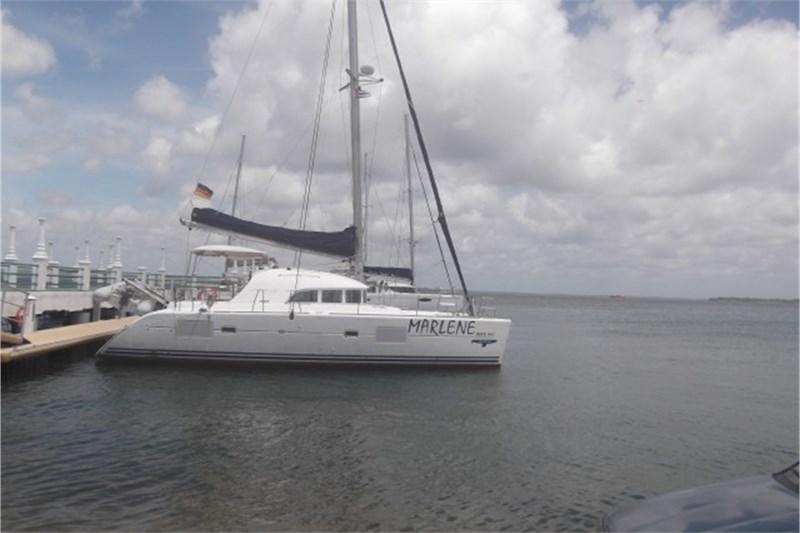 Аренда яхты Lagoon 380 (4Cab)  /2005