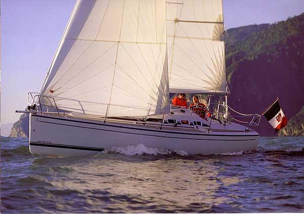 Shipyards > Dehler > Dehler 29 (2Cab)