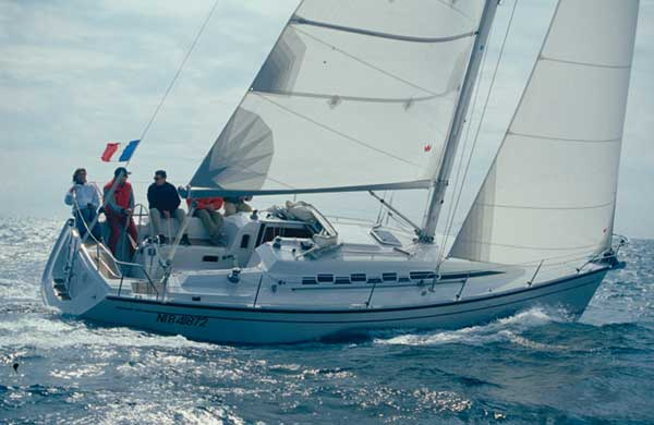 Shipyards > Dehler > Dehler 36 (3Cab)