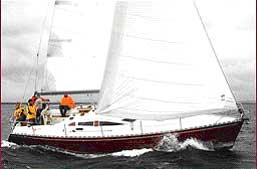 Аренда яхты Delphia 40 (4Cab)  /2007