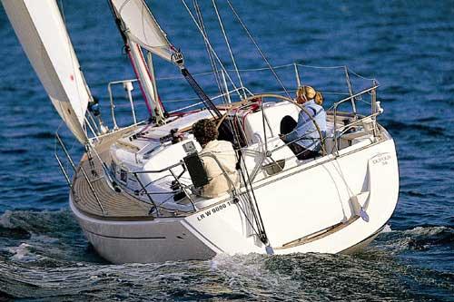 Аренда яхты Dufour 34 (2Cab)  /2004