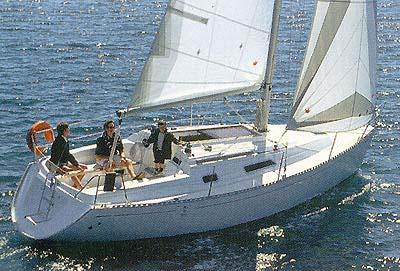 Аренда яхты Dufour 30 (2Cab)  /2000