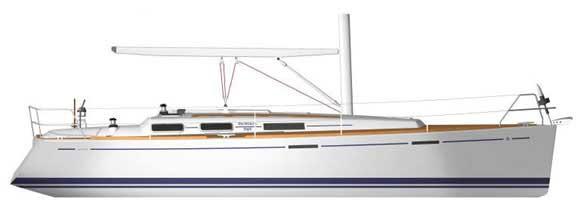 Аренда яхты Dufour 325 Grand Large (2Cab)  /2007