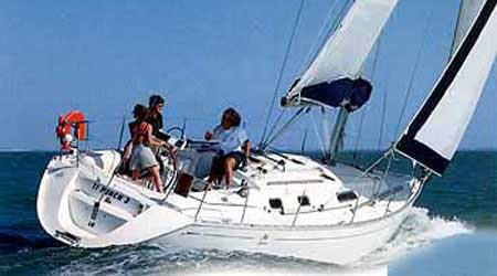 Аренда яхты Dufour 36 C (3Cab)  /2006