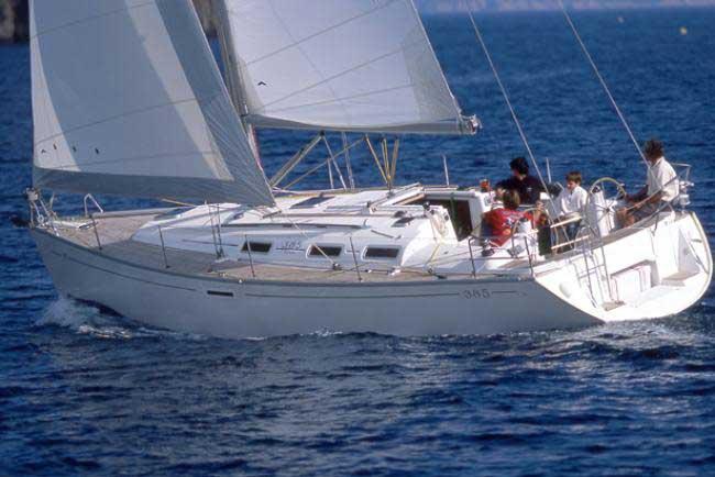 Аренда яхты Dufour 385 (3Cab)  /2007