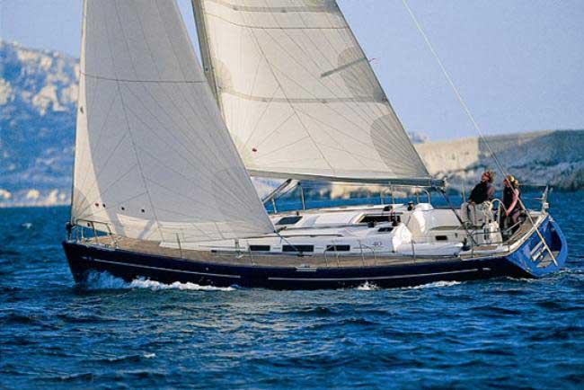 Аренда яхты Dufour 40 (3Cab)  /2007
