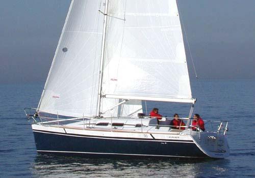 Аренда яхты Elan 31 (2Cab)  /2005