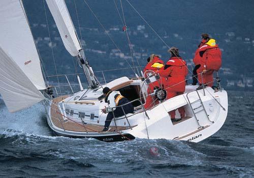 Аренда яхты Elan 36 (3Cab)  /2002