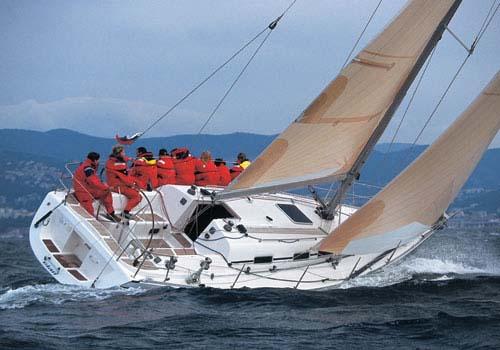 Аренда яхты Elan 40 (3Cab)  /2004