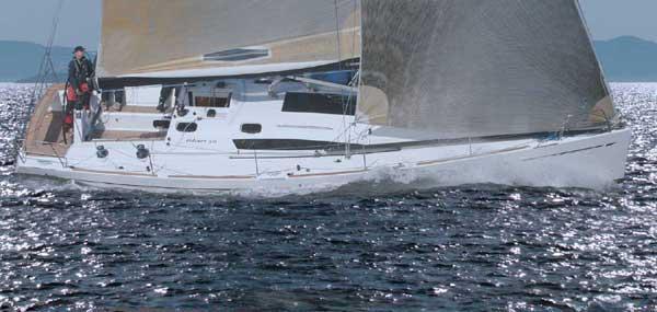 Аренда яхты Elan 410 (3Cab)  /2012