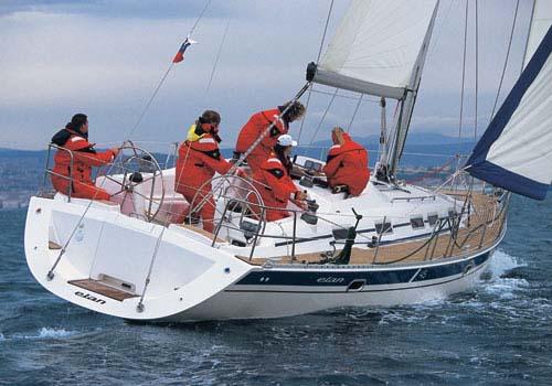 Аренда яхты Elan 45 (4Cab)  /2004