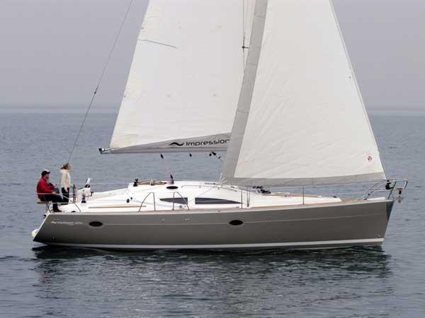 Аренда яхты Elan Impression 384 (3Cab)  /2008