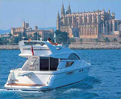 Yacht Charter Fairline Phantom 46 - Sibenik - Adriatic / North - Croatia - ...