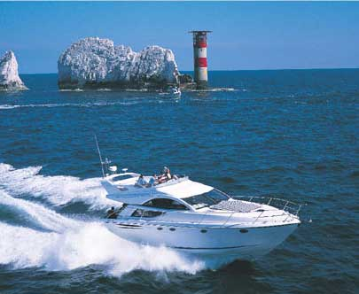 Shipyards > Fairline > Fairline Phantom 50