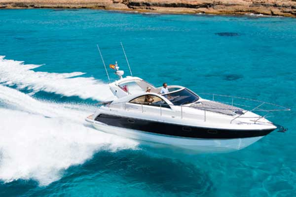 Shipyards > Fairline > Fairline Targa 38