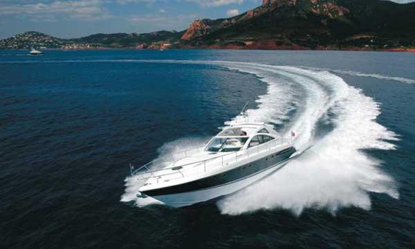 Yachtcharter Fairline Targa 52 GT