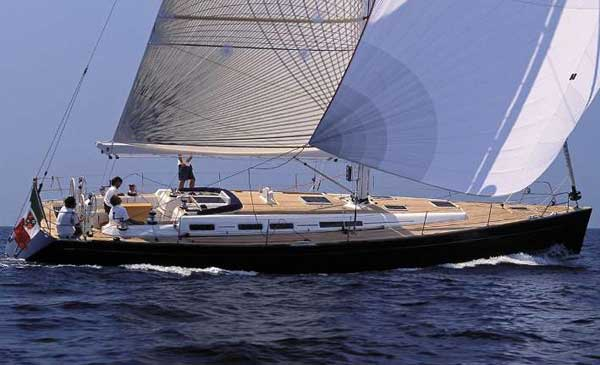 Yacht Charter Grand Soleil 50 (4Cab)