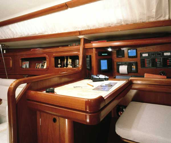 Yacht Charter Grand Soleil 37 ...
