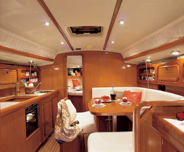 Yacht Charter Grand Soleil 40 ...