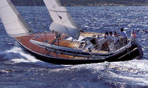 Yacht Charter Grand Soleil 46.3 ...