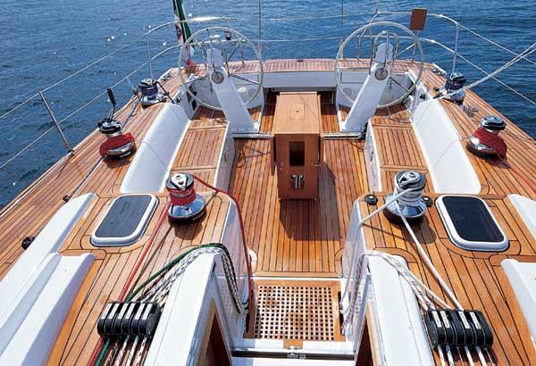 Yacht Charter Grand Soleil 56 ...