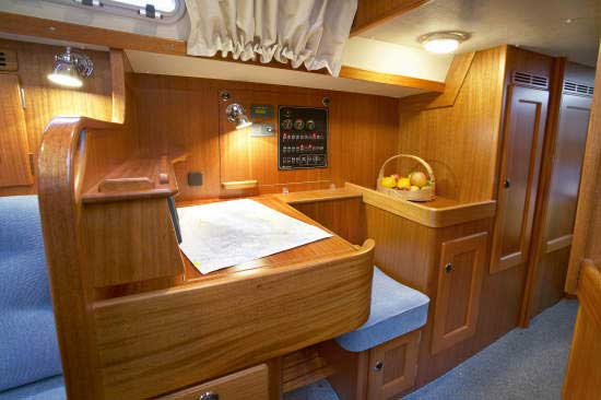 Yacht Charter Hallberg Rassy 37 ...