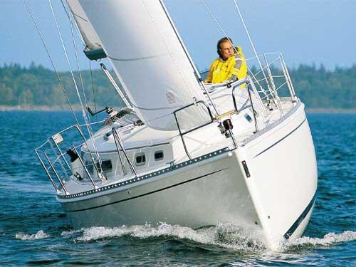 Shipyards > Hanse > Hanse 311 (2Cab)
