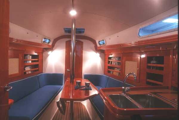 Yacht Charters Hanse 311 ...
